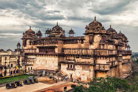 temples and forts of India - Jahangir Mahal, Orchha