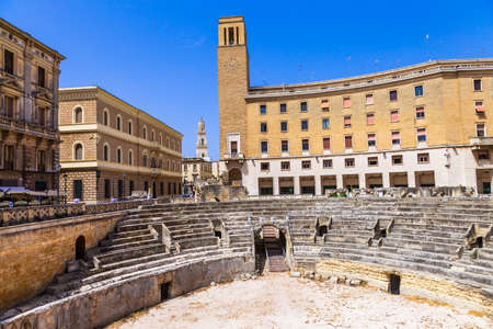 Lecce - roman city in south of italy