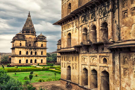 Indian temples in Orchia