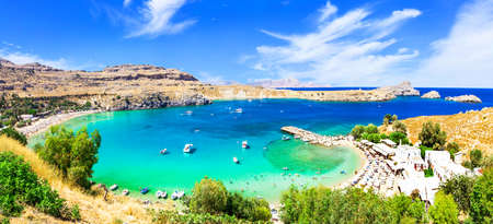 one of the most beautiful beaches of Greece