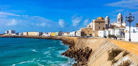 Cadiz - beautiful town in south of Spain