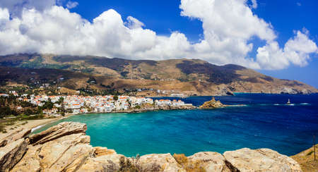 andros: Beautiful islands of Greece- Andros, Cyclades