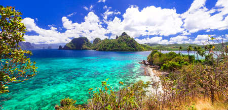 nido: tropical paradise and amazing nature of Philippines