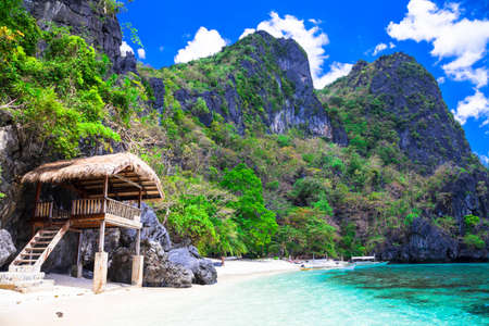tropical paradise islands - Philippines, Palawan