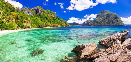playas tropicales: increíble naturaleza y el paraíso tropical de Filipinas