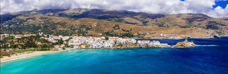 greek islands: authentic Greek islands - Andros, Cyclades