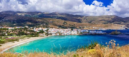 andros: Beautiful authentic islands of Greece - Andros, Cyclades