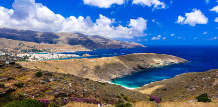 andros: unique and authentic island of Greece - Andros