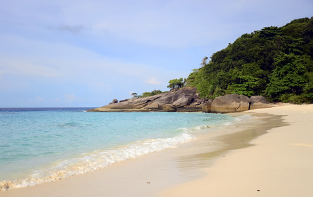 similan islands: Similan islands in Andaman sea, Thailand