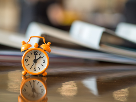 Time Appointment Waiting Watch Meeting Concept