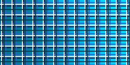 Grilled with lines over gradient and illuminated blue background
