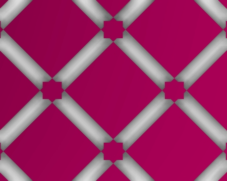 purple background inspired by traditional arabic decoration and architecture.