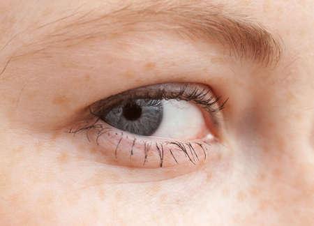 I see you - Macro of a female eye Stock Photo - 6221798