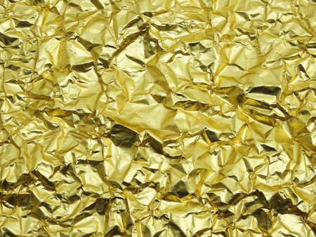 leathern: Monotone texture in cold colors of the golden foil.
