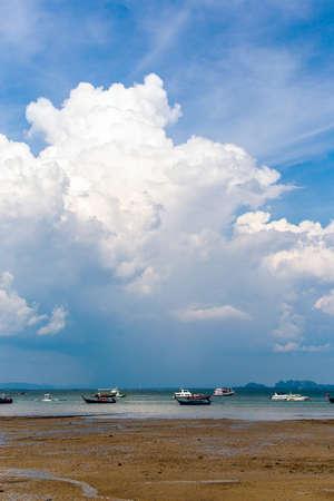 Railay beach in Krabi Thailand. Asia Imagens - 102107602