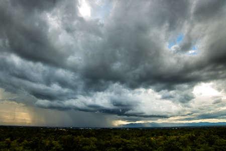 Gewitterhimmel Himmel Regenwolken