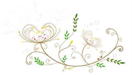 rolled: Rolled up flower plant LANG_EVOIMAGES