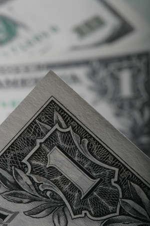 cropped shots: Banknotes, close up