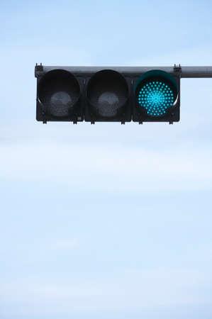 low  angle: traffic light, low angle view