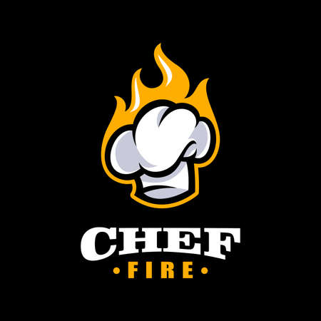 Chef head logo