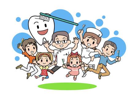 치과 의사의 이미지