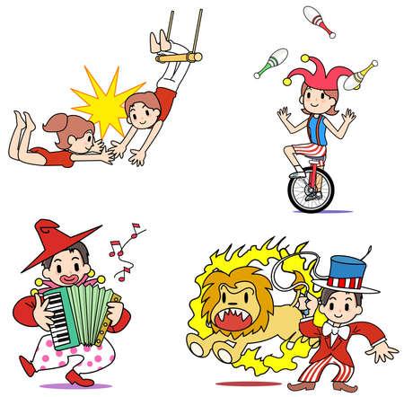 Circus - Set