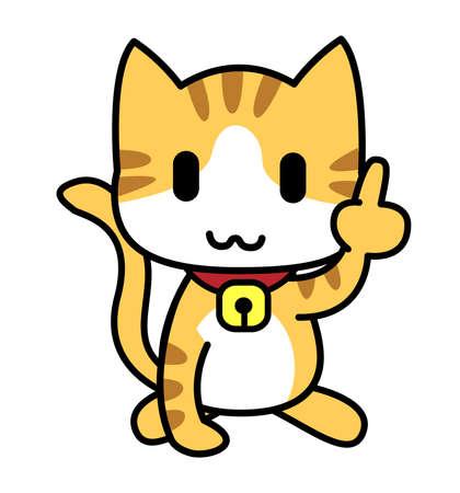 deformation: Cat-Forefinger