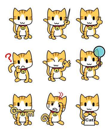 deformation: Cat-set