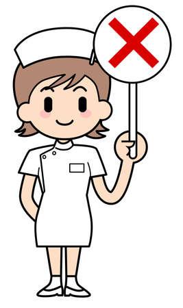 看護師の間違い