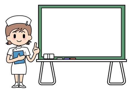 Nurse Bulletin board