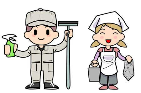 aseo: limpiador
