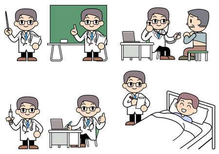 医者セット