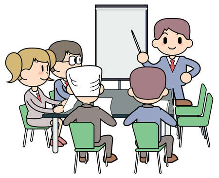 explanations: Meeting-Presentation