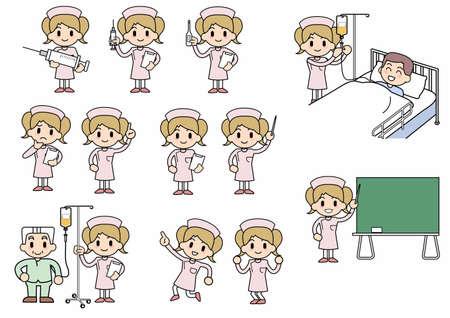 deform: Nurse-Set