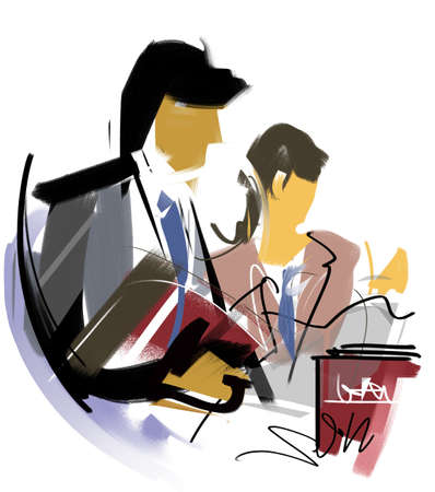 new employee: File examination