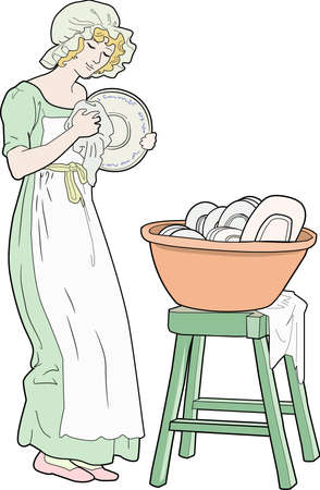 dishwashing: Old dishwashing