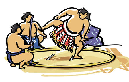 act of god: Sumo