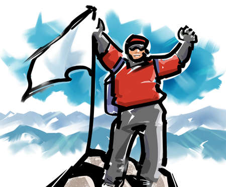 conquest: Climbing - conquest