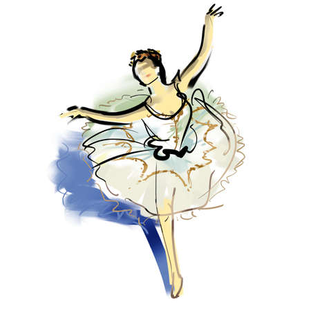 classical dance: Ballet