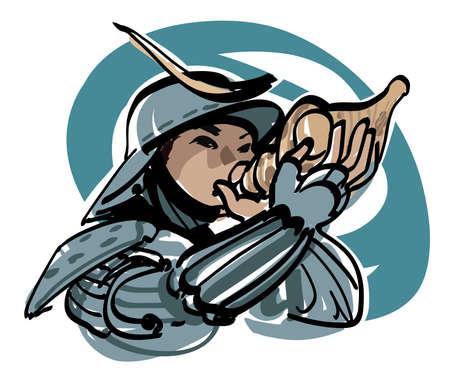 strife: Il samurai che ha una conchiglia