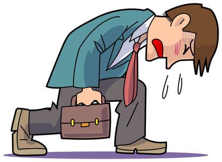 layoffs: depressed