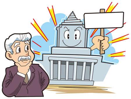 politics: Politics Illustration