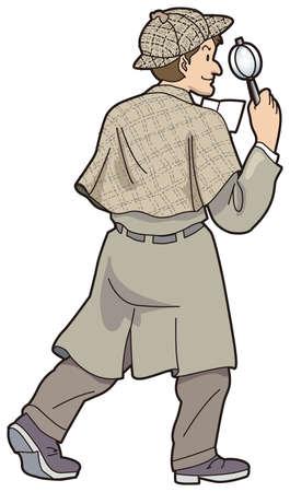 holmes: Sherlock Holmes Illustration
