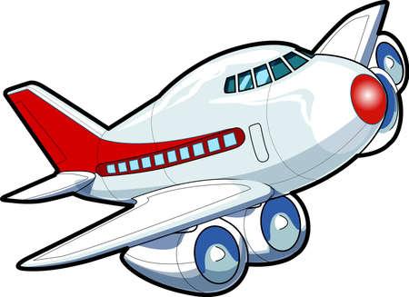 Un avión de pasajeros de la aviación