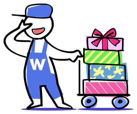 make a gift: Workman
