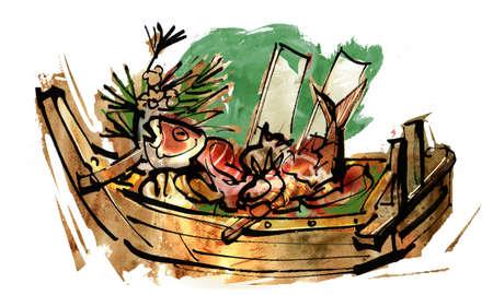 model fish: Funamori
