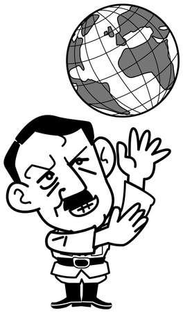 ヒトラー ルール 写真素材