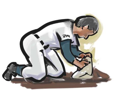 defeat: Koshien of soil