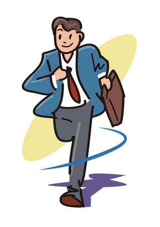salaried: Corporate - run