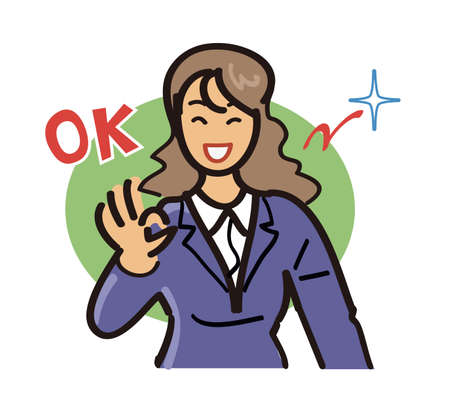 woman business suit: Office Lady - energy